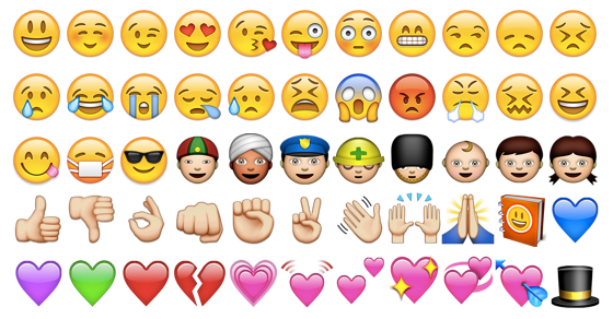 Lighter Side: Are emojis ever okay in business?