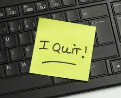 Seven ways employees resign