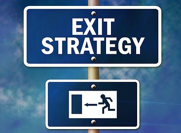 Becoming an expert on the exit plan