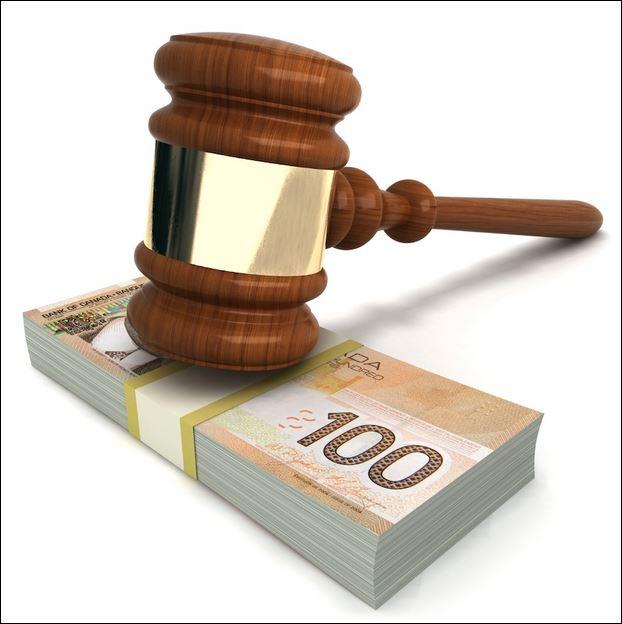 Amendes de 300 000 $ pour activités frauduleuses