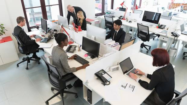 New office solutions that feel 'old school'