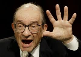 Summoning the ghost of Greenspan