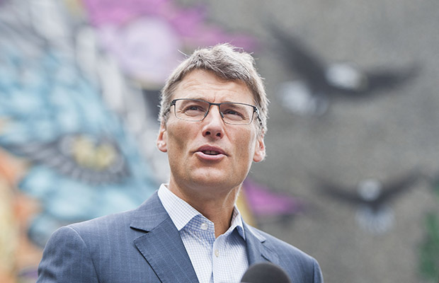Vancouver mayor laments late provincial intervention as sales decline