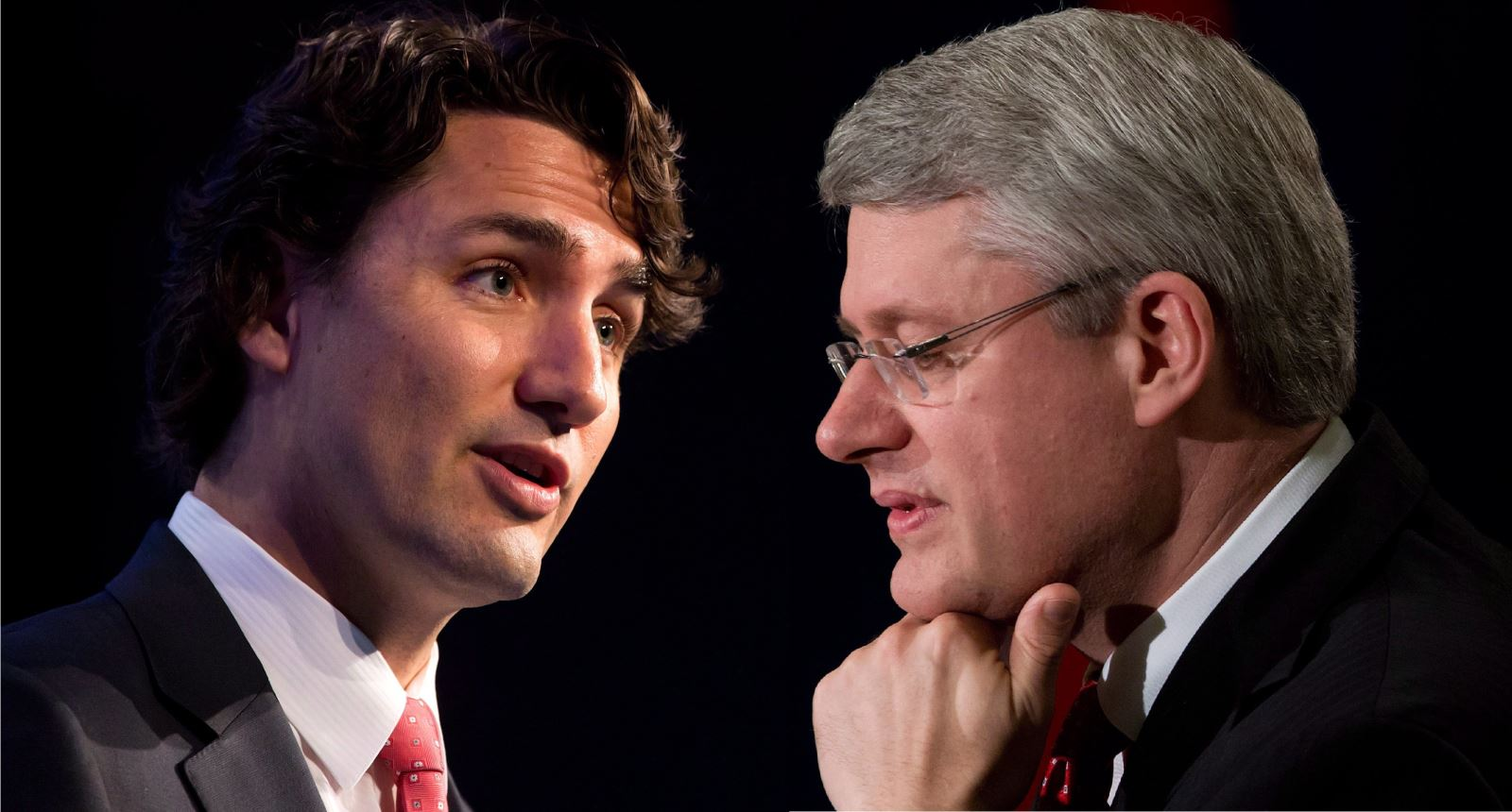 Stephen Harper vs. Justin Trudeau: income-splitting becomes an election issue