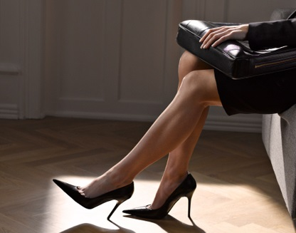 Employers warned not to overlook legal dangers of high heels