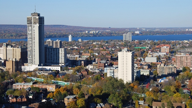 Vancouver and Hamilton lead the growth in new house prices