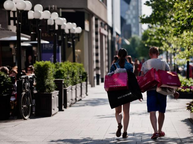 Ontario's consumers more confident now than Alberta