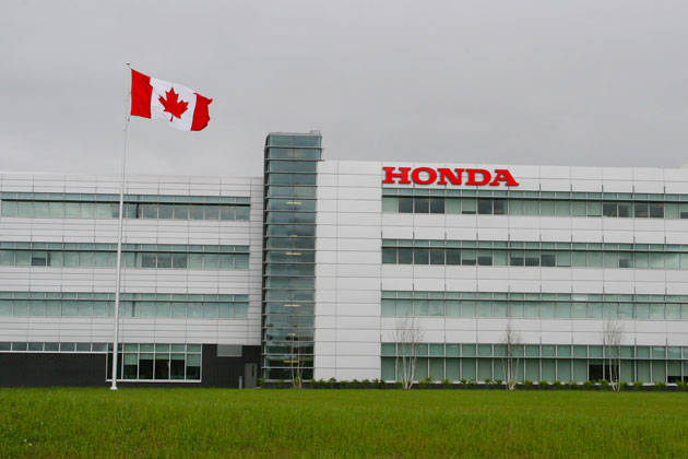 ​Further boost for auto industry as Honda plans $857 million upgrade