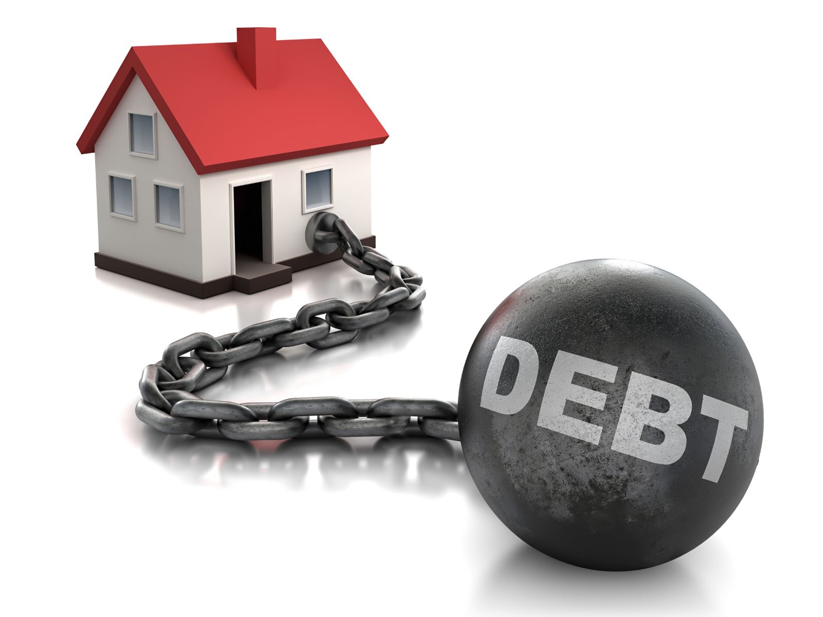 No slowdown in household debt