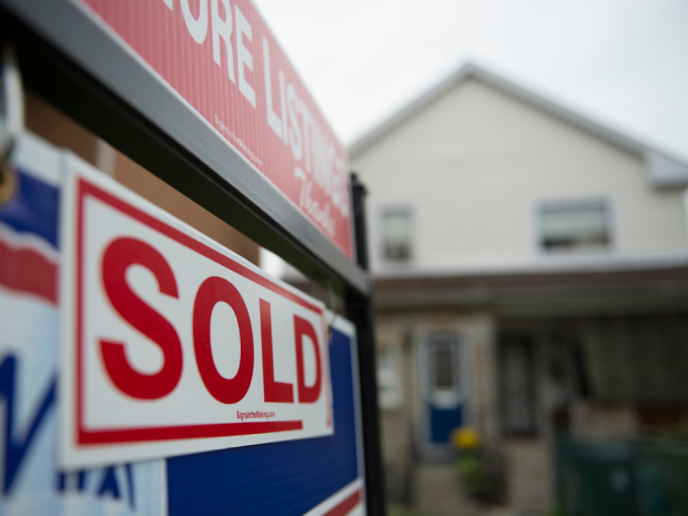 Home prices recover in March says Teranet index