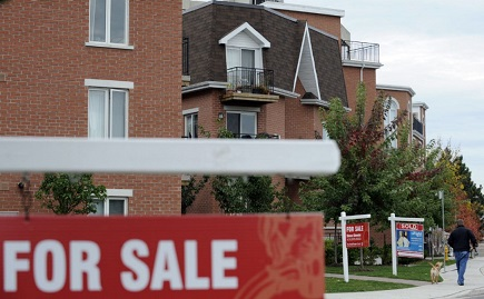 Prices and elevation rising together in Toronto