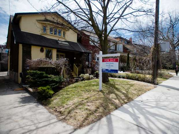 Cooling down the housing market could harm the economy - CIBC