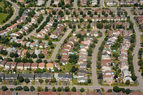 Recent GTA activity shows gains in almost all housing types