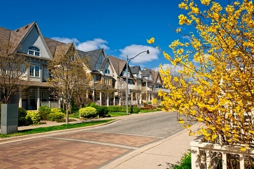 Canadian residential starts trend rises in April – CMHC