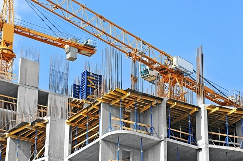 Montreal experiencing residential and commercial construction boom