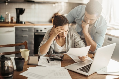 Canadians are getting stressed about their finances