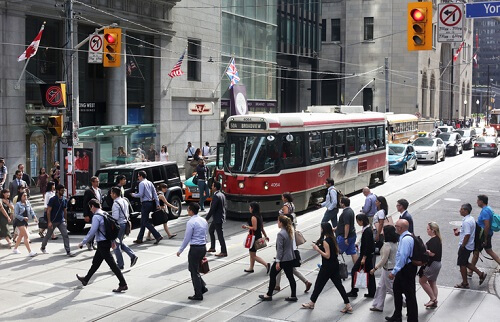 Transit links are key to Toronto market's future growth – report