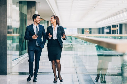 The gender divide in talent retention