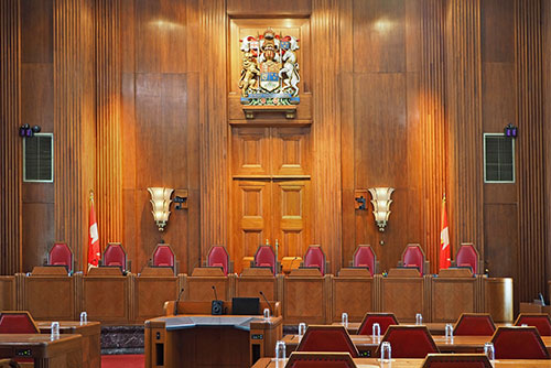 Canadian Judicial Council seeks leave to SCC in Girouard case
