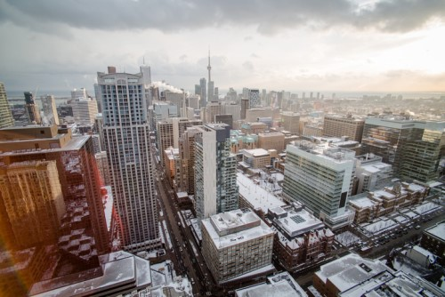 Office vacancy hits record low in Downtown Toronto