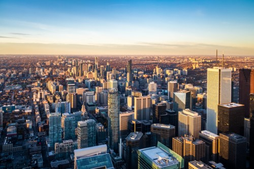 Long-term demand for Toronto
