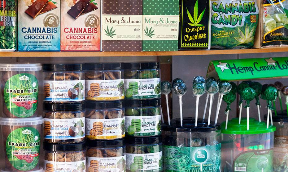 Quebec taking harsh line on cannabis edibles