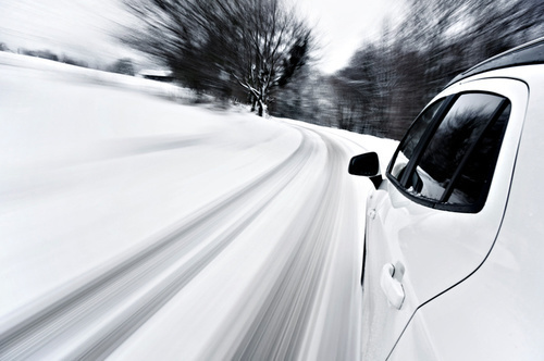 Top tips for drivers tackling harsh winter weather