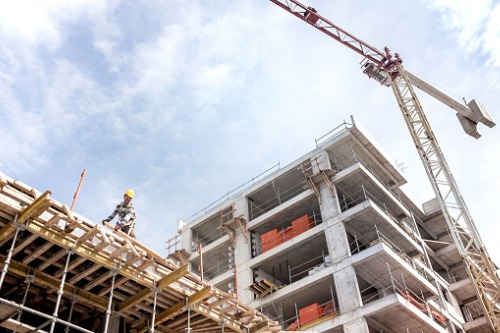 Building permits rise led by commercial and multifamily