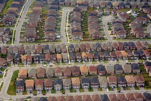Southern Ontario slows nationwide gains for new home prices