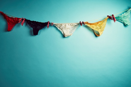 Worker sacked for stealing women's underwear