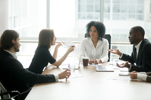 Disengaged workers face communication 'barrier'
