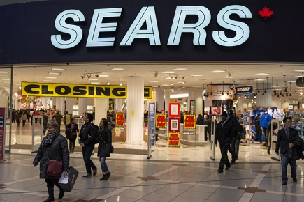 "Struggling Sears sets up ""hardship fund"" for laid-off staff"