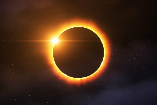 Is the solar eclipse distracting your staff?
