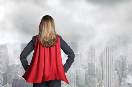Supergirl's message to HR community