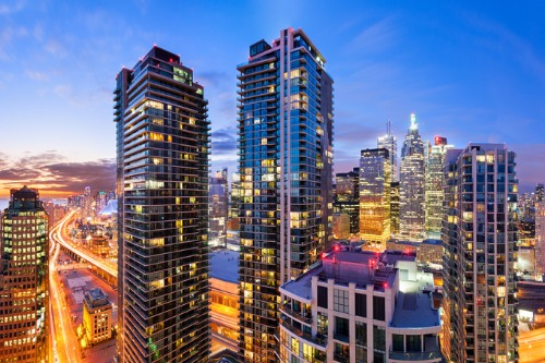 Toronto condo apartment rentals up 15% in June
