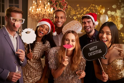 How to stay out of trouble at your Christmas party