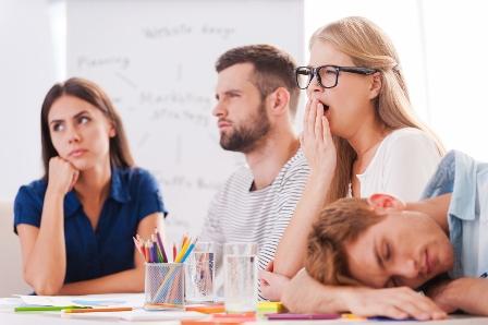 Does a lack of sleep really damage productivity?