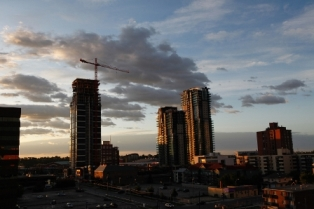 Commercial boom coming to an end