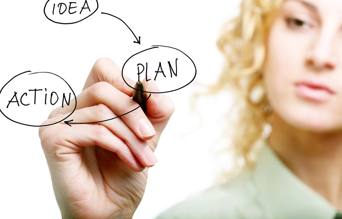 Reviewing your business plan