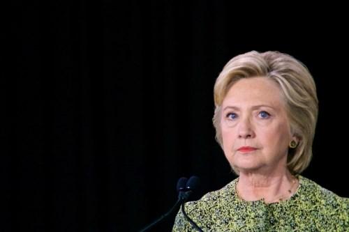 Morning Briefing: Markets slip on Clinton probe
