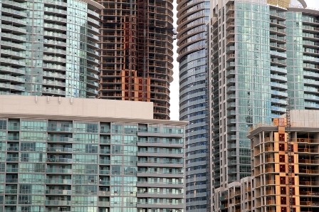 Foreign buyers increase condo stakes in Canada cities, CMHC says