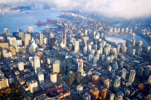 Vancouver named the city with the highest debt level