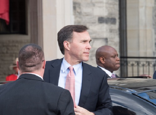Risk-sharing consultations ongoing - Morneau