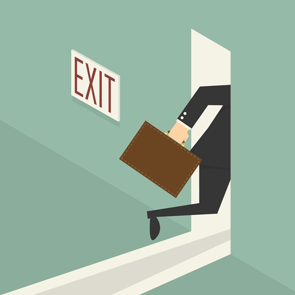 Broker partner exits channel