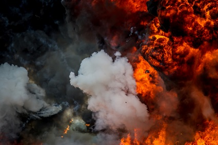 Insurers await cause of loss in explosion aftermath