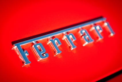 Client looking for an alternative investment? How about a Ferrari?