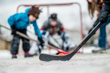 Hockey undermining wealth management?