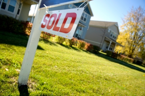 Home sales smash April record
