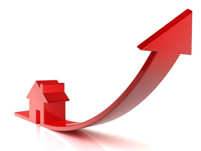 Housing prices break $450K barrier