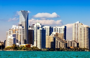 Canadians are the leading source of foreign inquiries on Miami properties